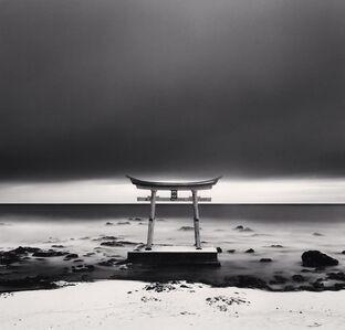 Torii Gate, Shosanbetsu, Hokkaido, Japan