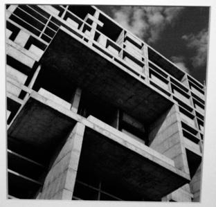 Le Corbusier Ministerium (Secretariat chandigarh)