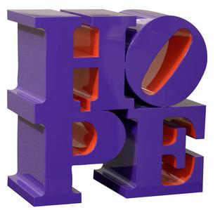 HOPE (Violet/Red)