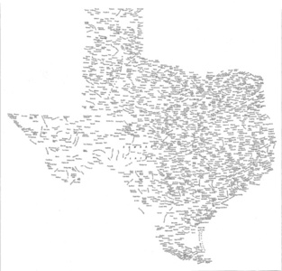 Texas Places
