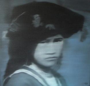 Tribal Indochine Woman 4