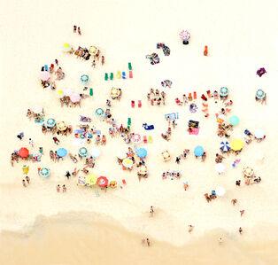 Sunbathers of Copacabana I