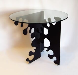 Table Black Origami