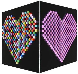 Heart (Pink/Multi)