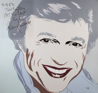 Portrait of Steve Lawrence