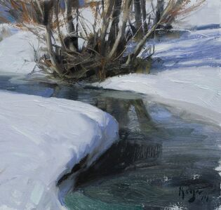 Thawing Stream