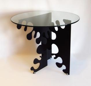 Table Black Origami