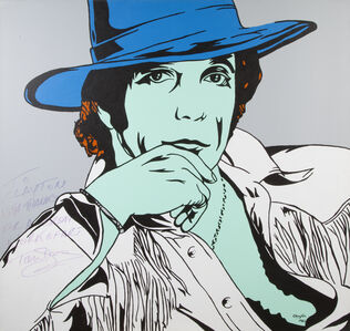 Portrait of Tom Jones