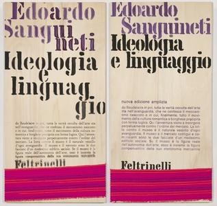 Ideologia e linguaggio (1ª e 2ª edition)