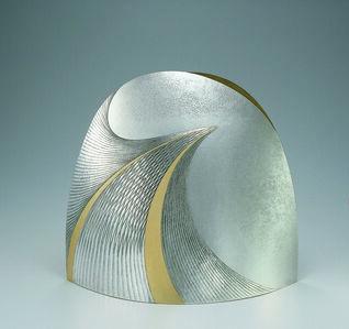 Silver Vase Kō (Sparkling Water)