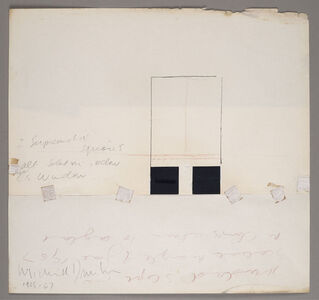 Two Suprematist Squares