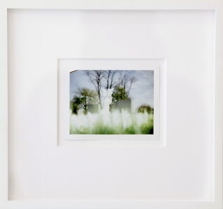 Untitled (Holy Family Cemetery, Holbrook, MD, 4/12/98)