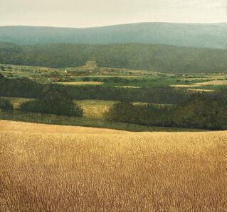 Village et Montagnes