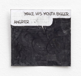 Make His Mouth Bigger, Angrier