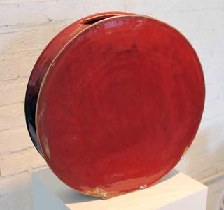 Bamboo Slice (Vase)