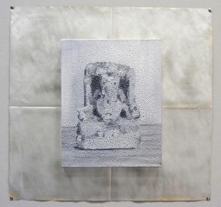 Eroded Ganesh