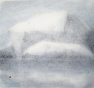Iceberg studies #0115