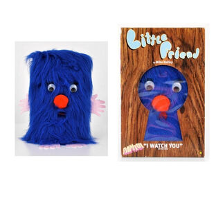 """My Little Friend"", 2007, Plush Toy, Edition, Sounds, with Original Packaging"