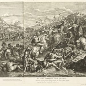 [Crossing of the Granicus : left side]