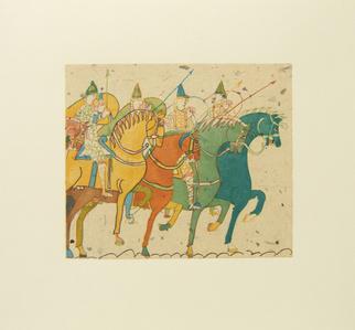 Untitled (Horses)