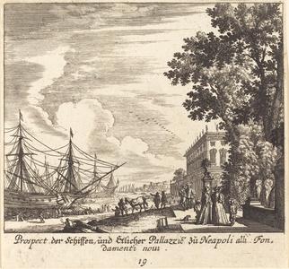 Ships, Fondamenti Novi, Naples