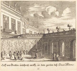 Garden, Duke d'Altems