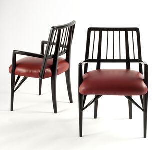 Set of 4 Custom Dining Chairs