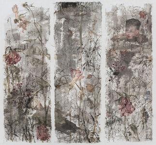 Poesía de flores de otoño No. 19