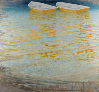 Yellow Boats