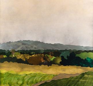Painting 165 (Moonee Beach)