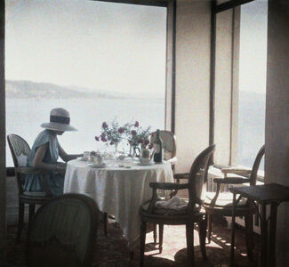 Bibi au Restaurant d'Eden Roc Cap d'Antibes