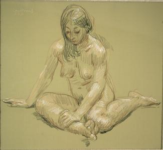 Female Nude SSB