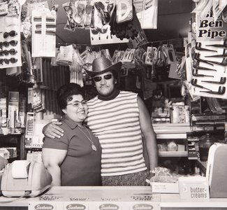 "Untitled, from the series, ""Lower West Side, Buffalo, Felix & Wife"""