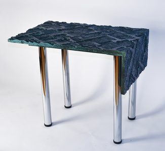 Bluegreen Table