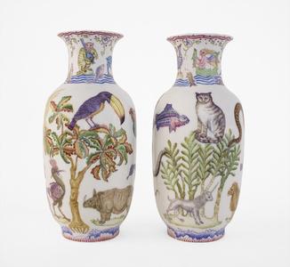 The Aldrovandi Vases
