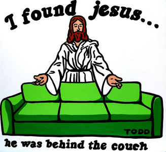 Jesus Couch