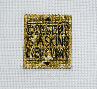 Consent is Asking Everytime