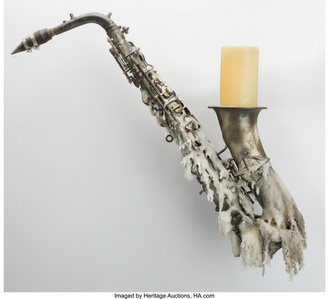 Untitled (Saxophone)