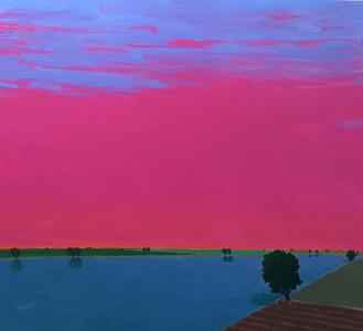 Pink Evening