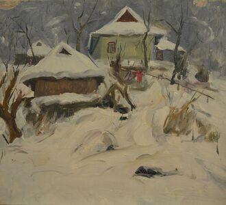 Winter in Marivpol