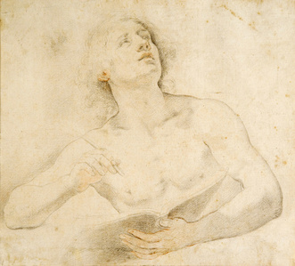 Study for Saint John the Evangelist