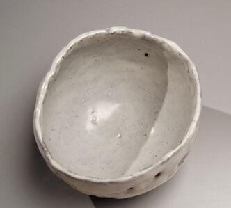 Hakuyū wan: White-glazed Teabowl