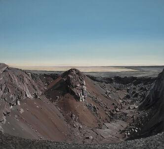 Lava Field Crater