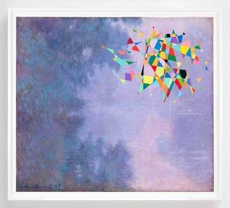 Untitled (Color Monet)