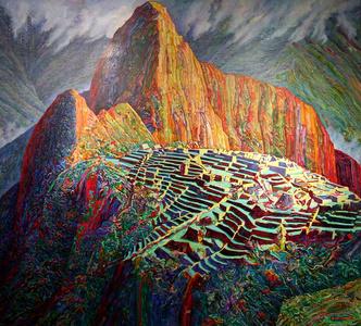 Ancient City of Light (Machu Picchu)