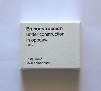 Cartelas de arquitectura (En construcción)