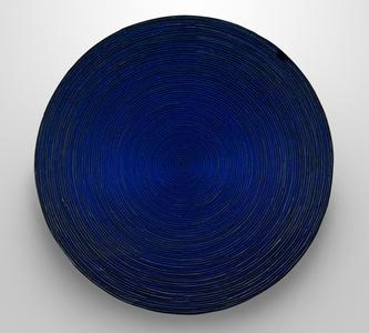 Roda azul