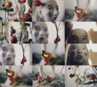 Eve in the Pomegranates