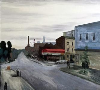 The Street in Williamsburg