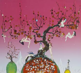 Japanese Apricot 3